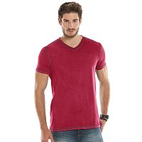 Big & Tall Rock & Republic Coverstitch Tee