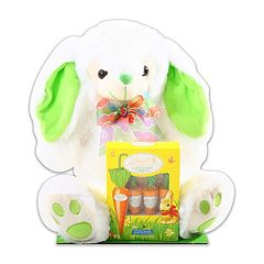Alder Creek Lindt Bunny Plush Gift Set