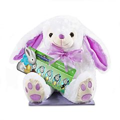 Alder Creek Ghirardelli Bunny Plush Gift Set