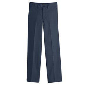 Boys 8-20 Dickies Flex Classic-Fit Straight-Leg Ultimate Khaki Pants In Regular & Husky