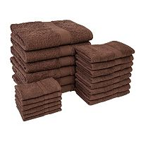 American Dawn Jumbo Room Pack 20-piece Bath Towel Set
