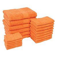 American Dawn Jumbo Room Pack 20-piece Bath Towel Set