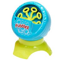 Little Kids Fubbles Bubble Blastin' Machine