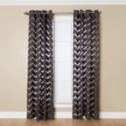 Miller Curtains Nero Window Curtain