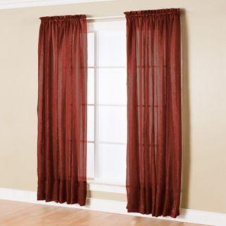 Miller Curtains Aria Window Curtain - 51'' x 84''