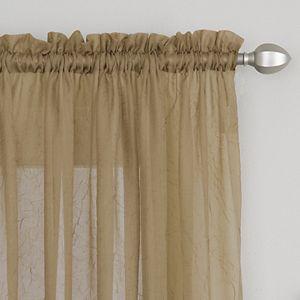 Miller Curtains 1-Panel Preston Window Curtain