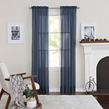 Miller Curtains 1-Panel Preston Window Curtain