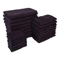American Dawn Diamond 24-piece Starter Pack Towel Set