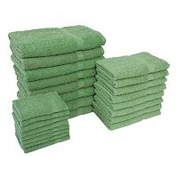 American Dawn Diamond 24-piece Starter Pack Towel Set
