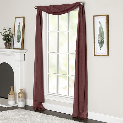 Curtains Preston Window Scarf