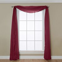 Miller Curtains Angelica Window Scarf