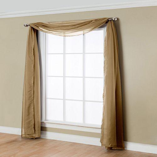 Miller Curtains Angelica Window Scarf