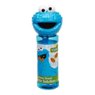 Sesame Street 4-pk. Cookie Monster Bubble Heads Bubble Pack by Little Kids