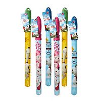 The Peanuts Movie 6-pk. Giant Bubble Wands by Little Kids