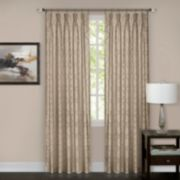Achim 1-Panel Windsor Pinch Pleat Window Curtain