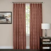 Achim 1-Panel Windsor Pinch Pleat Window Curtain