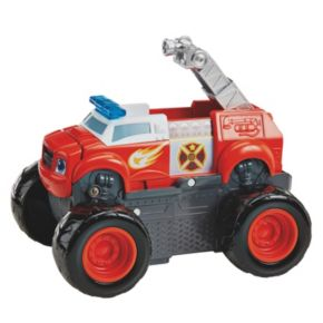 Fisher-Price Blaze and the Monster Machines Transforming Fire Truck