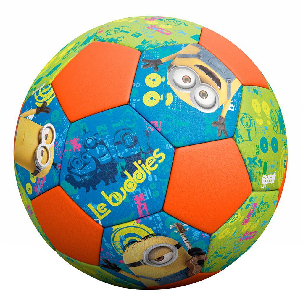 Minions Size 3 Soccer Ball