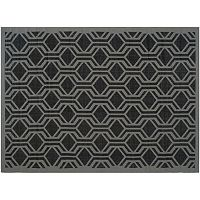 Safavieh Courtyard Chainlinks Geometric Indoor Outdoor Rug
