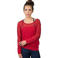 Women's Soybu Suzette Dolman Yoga Top