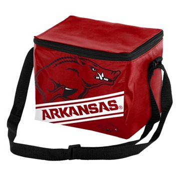 Forever Collectibles Arkansas Razorbacks Lunch Bag Insulated Cooler