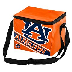 Forever Collectibles Auburn Tigers Lunch Bag Insulated Cooler