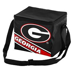 Forever Collectibles Georgia Bulldogs Lunch Bag Insulated Cooler