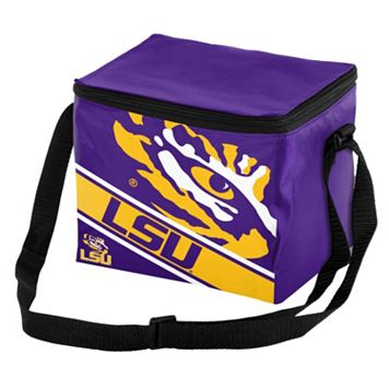 Forever Collectibles LSU Tigers Lunch Bag Insulated Cooler