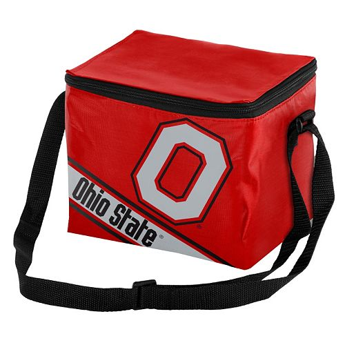 Forever Collectibles Ohio State Buckeyes Lunch Bag Insulated Cooler