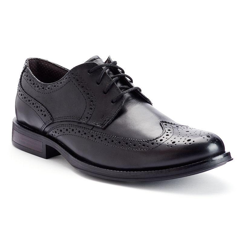 Chaps Astor Men S Wingtip Oxford Shoes
