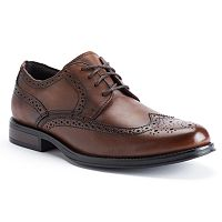 Chaps Astor Men's Wingtip Oxford Shoes