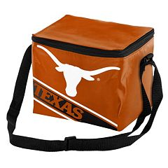 Forever Collectibles Texas Longhorns Lunch Bag Insulated Cooler