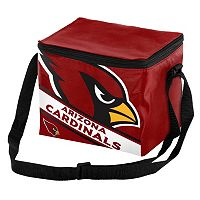 Forever Collectibles Arizona Cardinals Lunch Bag Insulated Cooler