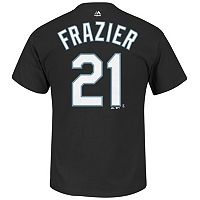 Men's Majestic Chicago White Sox Todd Frazier Player Name and Number Tee