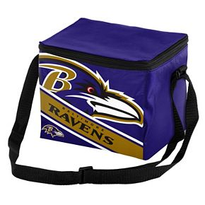 Forever Collectibles Baltimore Ravens Lunch Bag Insulated Cooler