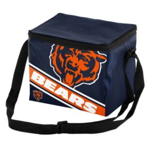 Forever Collectibles Chicago Bears Lunch Bag Insulated Cooler