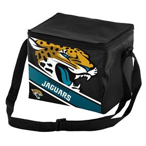 Forever Collectibles Jacksonville Jaguars Lunch Bag Insulated Cooler