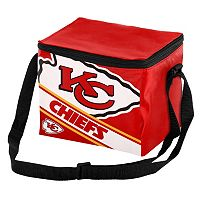 Forever Collectibles Kansas City Chiefs Lunch Bag Insulated Cooler