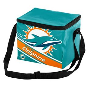 Forever Collectibles Miami Dolphins Lunch Bag Insulated Cooler