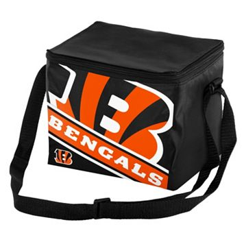 Forever Collectibles Cincinnati Bengals Lunch Bag Insulated Cooler