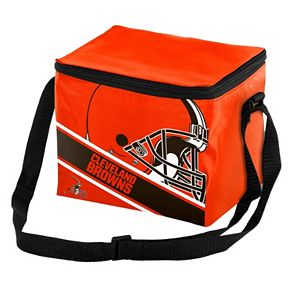 Forever Collectibles Cleveland Browns Lunch Bag Insulated Cooler