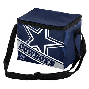 Forever Collectibles Dallas Cowboys Lunch Bag Insulated Cooler