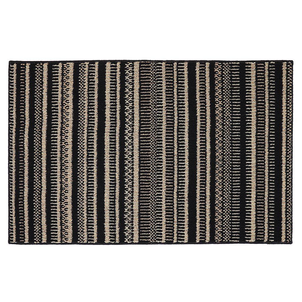 Mohawk® Home EverStrand Blend Field Lines Rug