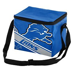 Forever Collectibles Detroit Lions Lunch Bag Insulated Cooler