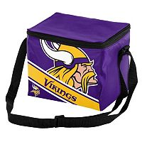 Forever Collectibles Minnesota Vikings Lunch Bag Insulated Cooler