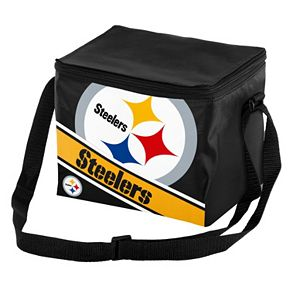 Forever Collectibles Pittsburgh Steelers Lunch Bag Insulated Cooler