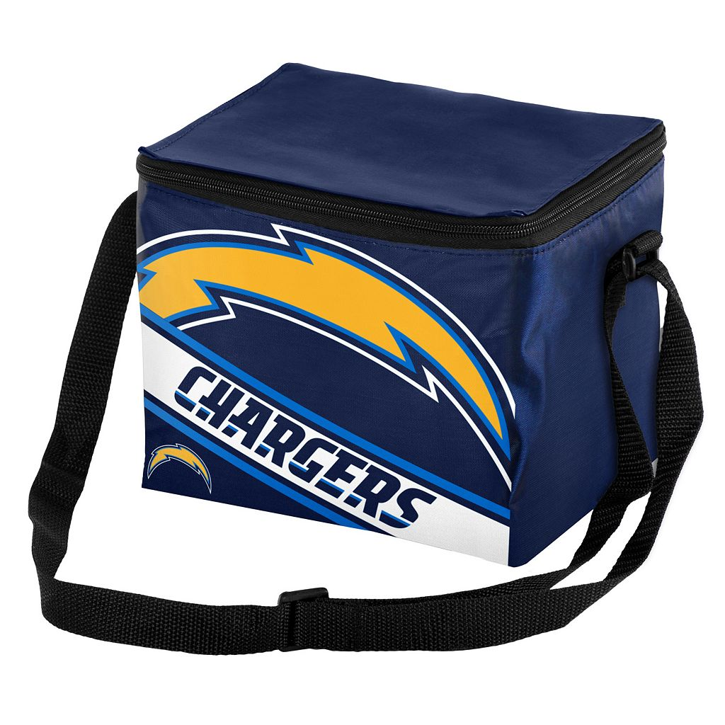 Forever Collectibles San DiegoChargers Lunch Bag Insulated Cooler