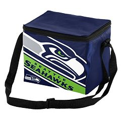 Forever Collectibles Seattle Seahawks Lunch Bag Insulated Cooler