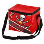 Forever Collectibles Tampa Bay Buccaneers Lunch Bag Insulated Cooler