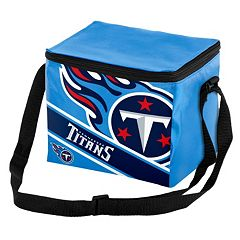 Forever Collectibles Tennessee Titans Lunch Bag Insulated Cooler